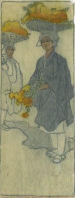 1904 (cat 05) Flower Girls