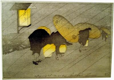 1905 (cat 09) A Rainy Twilight