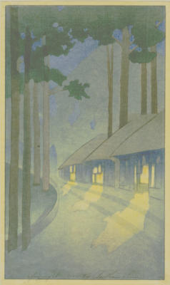 1913 (cat 57) Road to the Forest