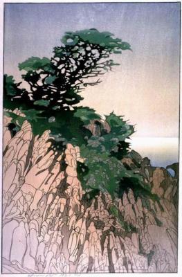 1920 (cat 71) Point Lobos