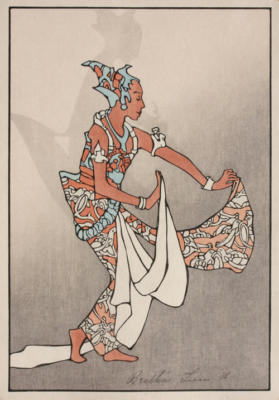 1933 (cat 164) Dancer - Ngancap