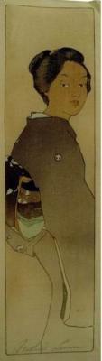 1907 (cat 19) O Fuji San
