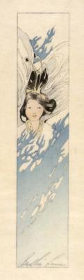 1908 (cat 25) Pine Tree Fairy