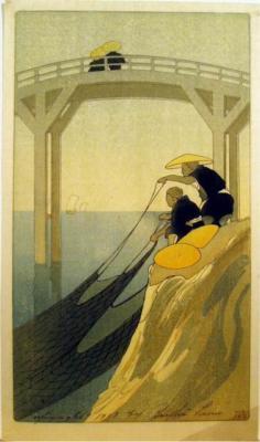 1912 (cat 42) Fishermen