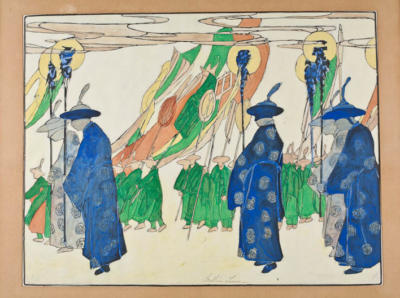 1929 (cat 139) Wedding March (sbalzato)