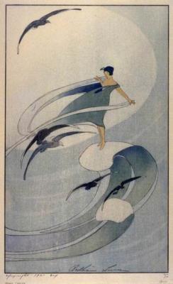 1917 (cat 67) Wind Sprite