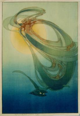 1918 (cat 69) Mother West Wind