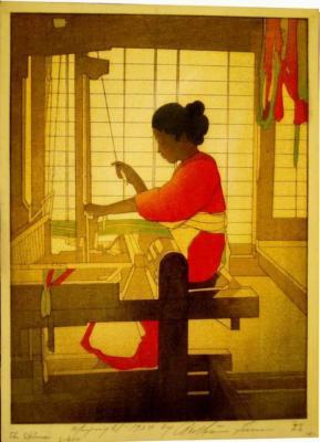 1918 (cat 70) The Spinner / The Weaver