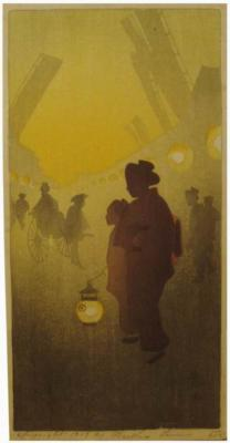 1905 (cat 08) Theatre Street