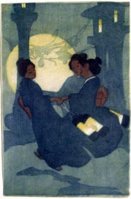 1907 (cat 16) Fox Women