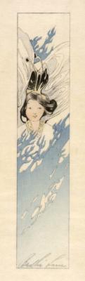 1908 (cat 24) Pine Tree Fairy