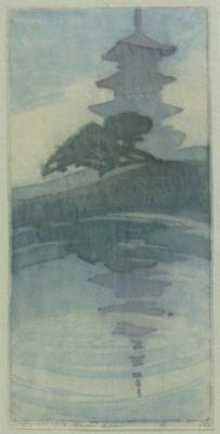 1909 (cat 29) Pagoda