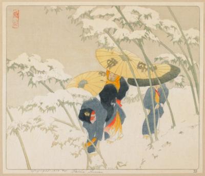1912 (cat 40) Bamboo Road