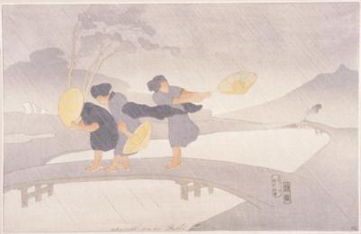 1908 (cat 28) Wind and Rain (reprint 1912)