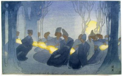 1912 (cat 52) Goblin Dance