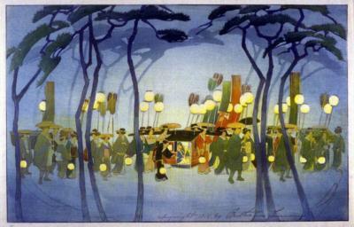 1914 (cat 60) Procession