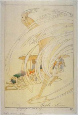 1924 (cat 090) Peking Dust