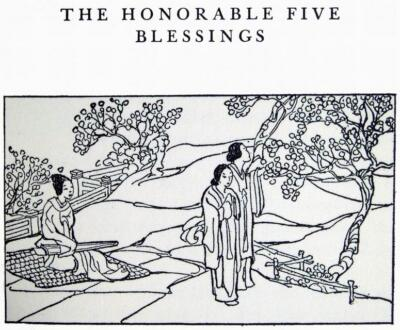 The Honorable Five Blessings