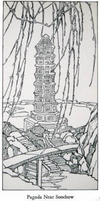 Pagoda Near Soochow