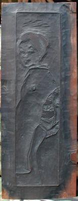 1907 O Fuji San keyblock