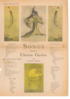 Songs from a Chinese Garden