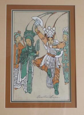 c1932 ~ Dancers