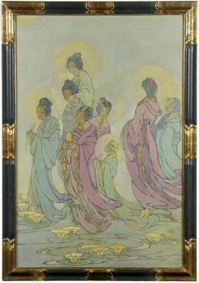 c1932 ~ Eight Immortals
