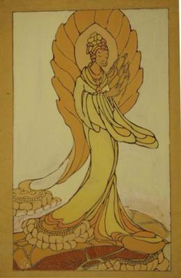 1934 ~ Kuan Yin