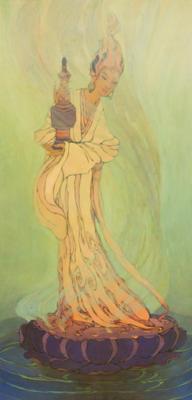 1935 ~ Kuan Yin
