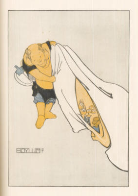 Hotei, God of Hapiness