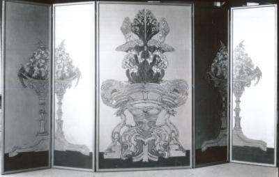 Paravent 3 - 1925